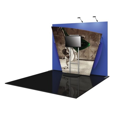 ⭐ Price Drop! | Outdoor Promotional Advertising Tent Kiosks in
