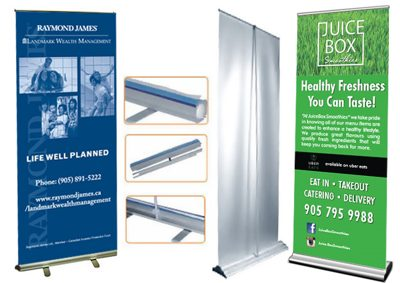 ⭐ Price Drop! | Roll Up Banner Stand in Bengaluru, Karnataka